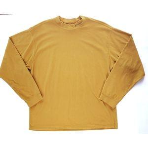 Columbia Sportswear Mens T-Shirt Yellow XXL